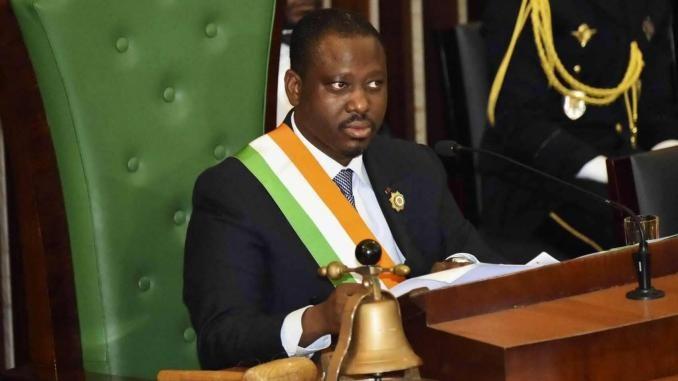 Guillaume Soro convoque une Session extraordinaire du Parlement le vendredi prochain