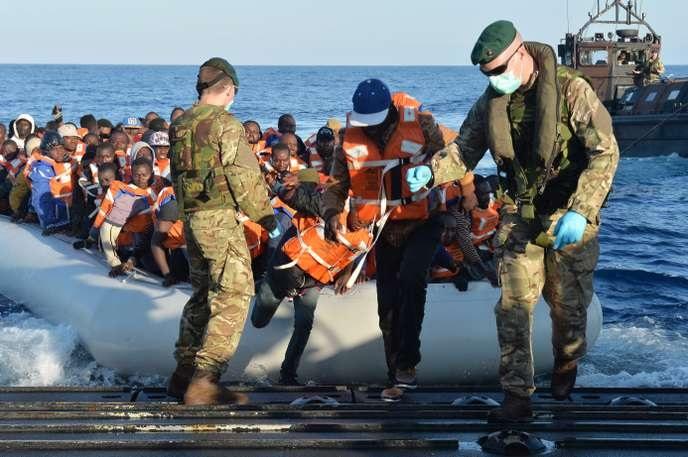 Migration : 13 000 Marocains ont rejoint illégalement l'UE en 2018