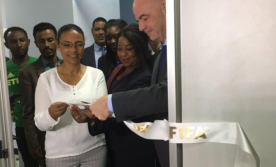 Football/Afrique : la FIFA ouvre un 3ème bureau à Addis-Abeba