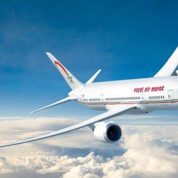Transport aérien : la Royal Air Maroc ouvre une ligne directe Casa-Boston