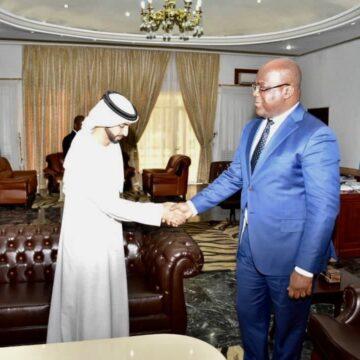 Diplomatie : Felix Tshisekedi à Dubaï pour vendre la destination RDC
