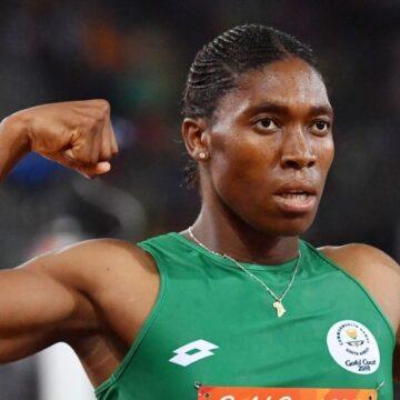 Affaire Caster Semenya-IAAF : l'ONU apporte son soutien à l'athlète sud-africaine