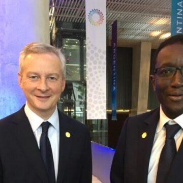 Sénégal/Choose Africa : les entreprises africaines bénéficient de 2,5 milliards d'euros de la France