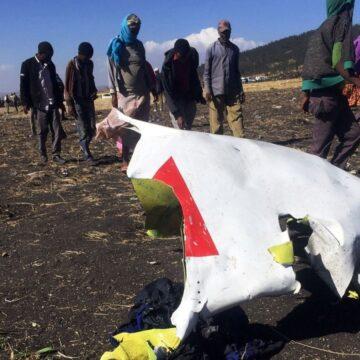Crash d'Ethiopian Airlines : 55 africains parmi les victimes