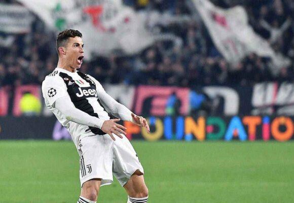 Sanction : pour son geste viril face à l'Atlético Madrid, Cristiano Ronaldo écope d'une amende de 20 000 euros