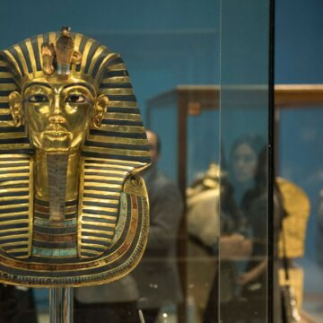 Année culturelle France-Egypte : 150 Trésors de Toutankhamon exposés à la Villette à Paris
