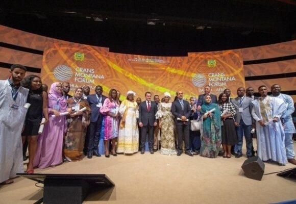 Forum Crans Montana 2019 : les Futurs Leaders du Continent désignés à Dakhla