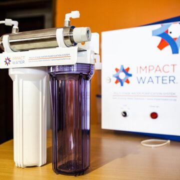 Assainissement en Afrique/Danone Communities aux côtés de l'entreprise sociale 'Impact Water Nigeria'