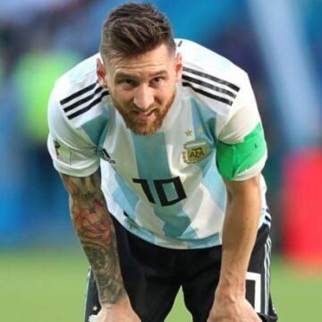 Match amical : blessé, Lionel Messi ne jouera pas contre les Lions de l'Atlas mardi
