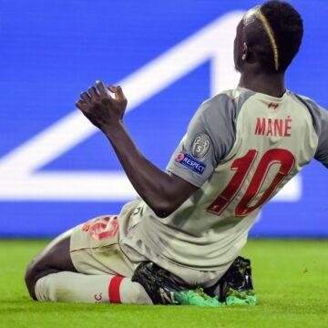 Ligues des Champions : Sadio Mané voit double et emmène Liverpool en quarts
