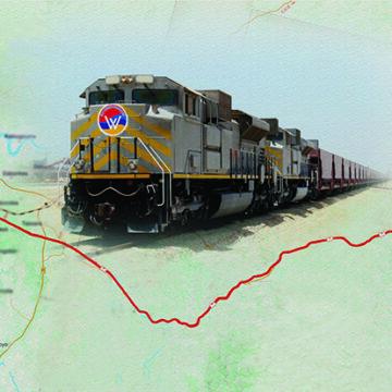 Bauxite en Guinée/Le chemin de fer Dapilon-Santou entre dans sa phase de construction pour une mise en exploitation en juin 2021