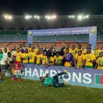 CAN U 17 2019: le Cameroun sacré « Champion d'Afrique » ; toutes les récompenses