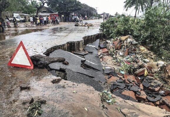 Mozambique : le cyclone Kenneth fait 38 morts et détruit 35000 habitations