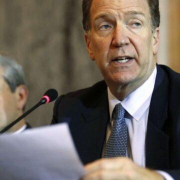 Le nouveau Président de la Banque Mondiale en Afrique du 29 avril au 03 mai