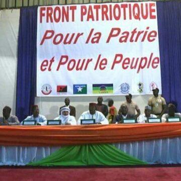Niger/Présidentielle 2021 : le Front patriotique remobilise ses troupes