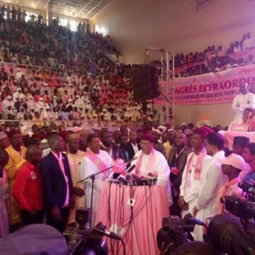 Niger : Mohamed Bazoum, Candidat du parti au pouvoir pour la présidentielle de 2021