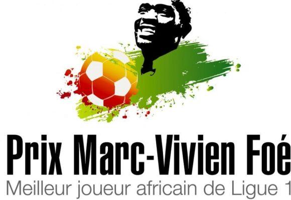 Football : les finalistes du Prix Marc-Vivien Foé 2019 connus