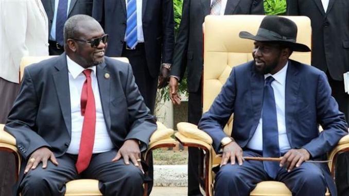 Soudan du sud : Salva Kiir et Riek Machar attendus au Saint-Siège pour consolider leur accord de paix