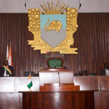 Côte d'Ivoire : le PDCI-RDA se désolidarise du nouveau bureau de l'Assemblée nationale