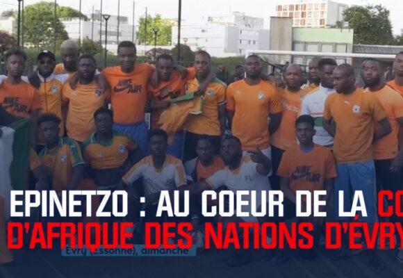 Football/France : une CAN avant l'heure se joue dans l'Essonne
