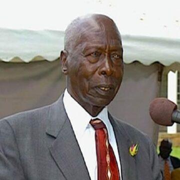 L'ex-Président kényan Daniel Arap Moi condamné pour expropriation foncière