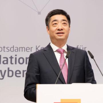 Postdam/Plaidoyer du Vice-Président de Huawei, Ken Hu, contre «un mur technologique» contemporain