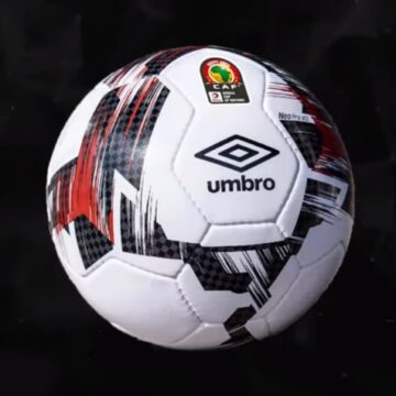 CAN 2019 : le Ballon officiel de la compétition dévoilé