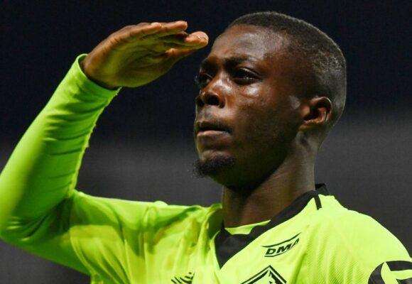 Carrière : Après avoir conquis la Ligue 1, l'Ivoirien Nicolas Pépé vise plus haut