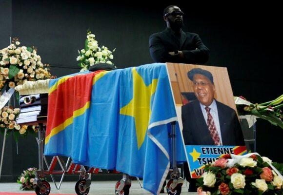 RDC : Kinshasa invite Emmanuel Macron et Charles Michel aux funérailles d'Etienne Tshisekedi