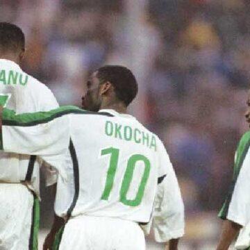 Okocha, Kanu et Babangida, gardes rapprochés des Super Egales pour la CAN 2019