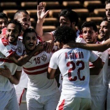 Coupe de la Confédération : le Zamalek refait son retard et s'adjuge le trophée