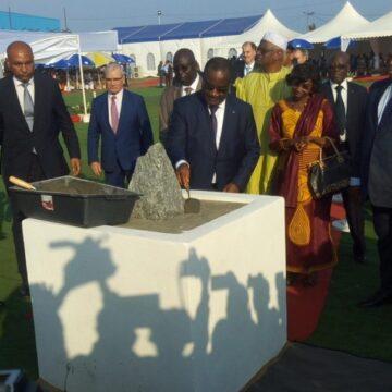 Coopération Nord-Sud : les travaux de la centrale électrique « Kekeli » officiellement lancés